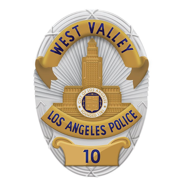 LAPD-West Valley (@LAPDwestvalley) | Twitter
