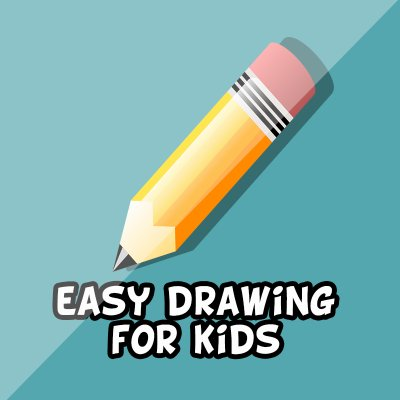Easy Drawing For Kids On Twitter How To Draw A Cartoon Elephant