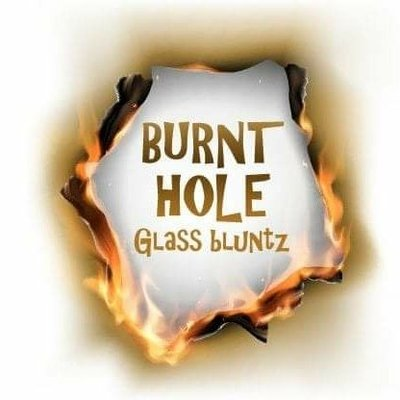 Burnt Hole Glass Blunts On Twitter Smoke Fresh And Clean With The