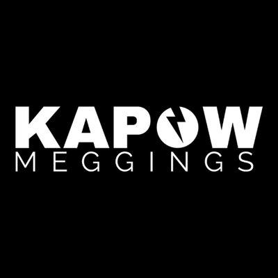 3006c31b20462 Kapow Meggings on Twitter: