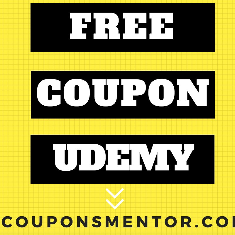 Udemy coupons (@couponsmentor) | Twitter