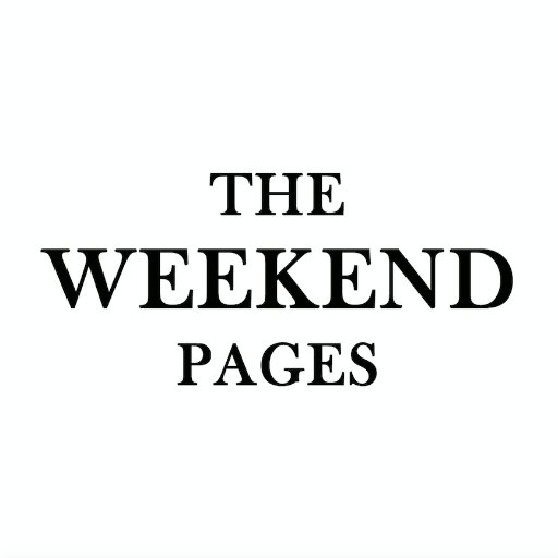 The Weekend Pages