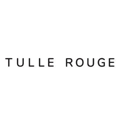 Logo de la marca Tulle Rouge, creada en 2015.