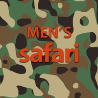 Men's safari