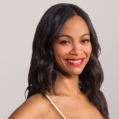 Twitter profile picture for Zoe Saldana