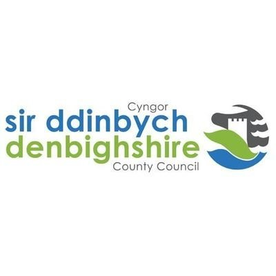 Image result for denbighshire county council logo
