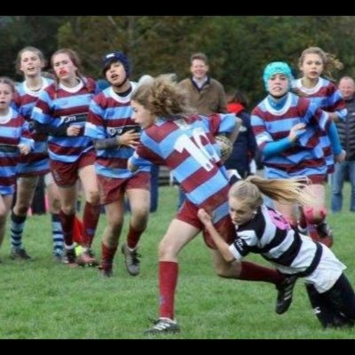 Hove Girls Rugby (@HoveGirlsrugby )