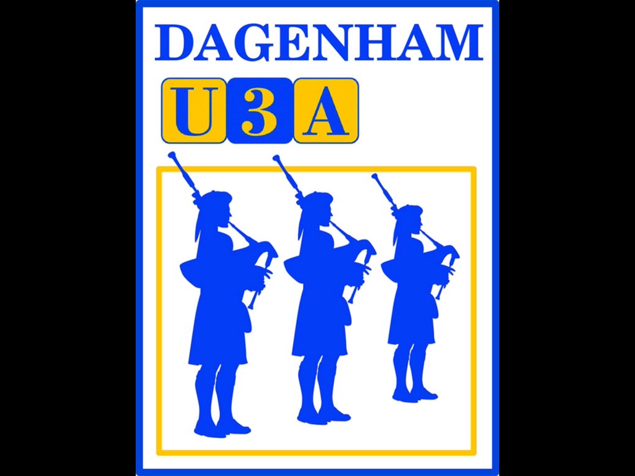 589d8d32389 Dagenham U3A (@DagenhamU3A)   Twitter