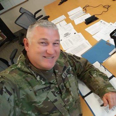 Paul Benedict Hyson (@sergeantmajorh1) Twitter profile photo