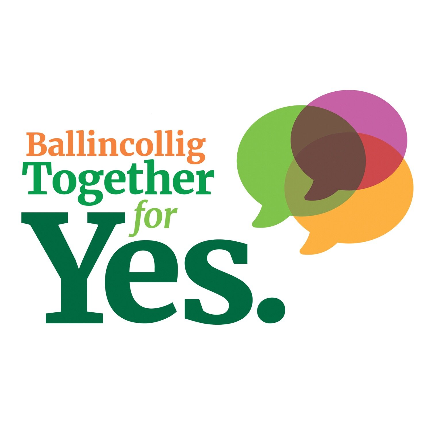Ballincollig Together for Yes on Twitter: