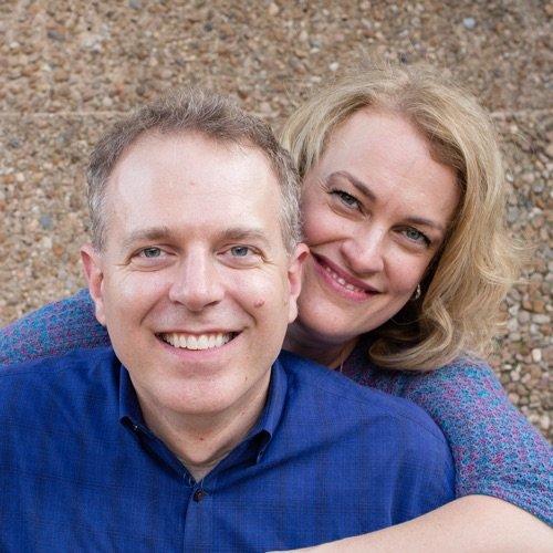 Chris & Gena Maselli at Writing Momentum