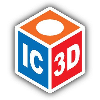 IC3D Printers on Twitter:
