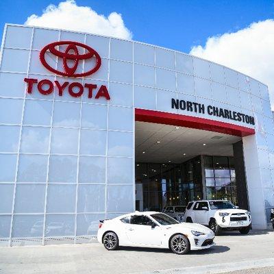 Toyota Of Charleston >> Hendrick Toyota North Charleston Toyotanchs Twitter