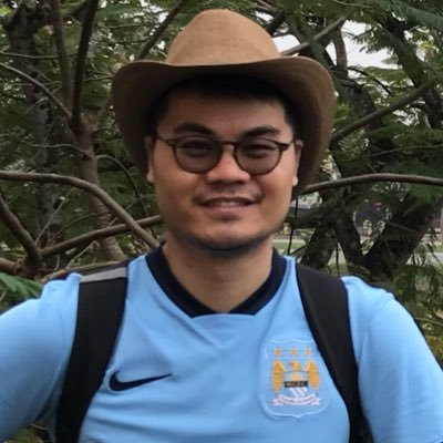 Daniel HuiRong Lin (@HuiRongLin) Twitter profile photo