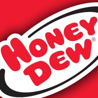 Honey Dew Donuts logo