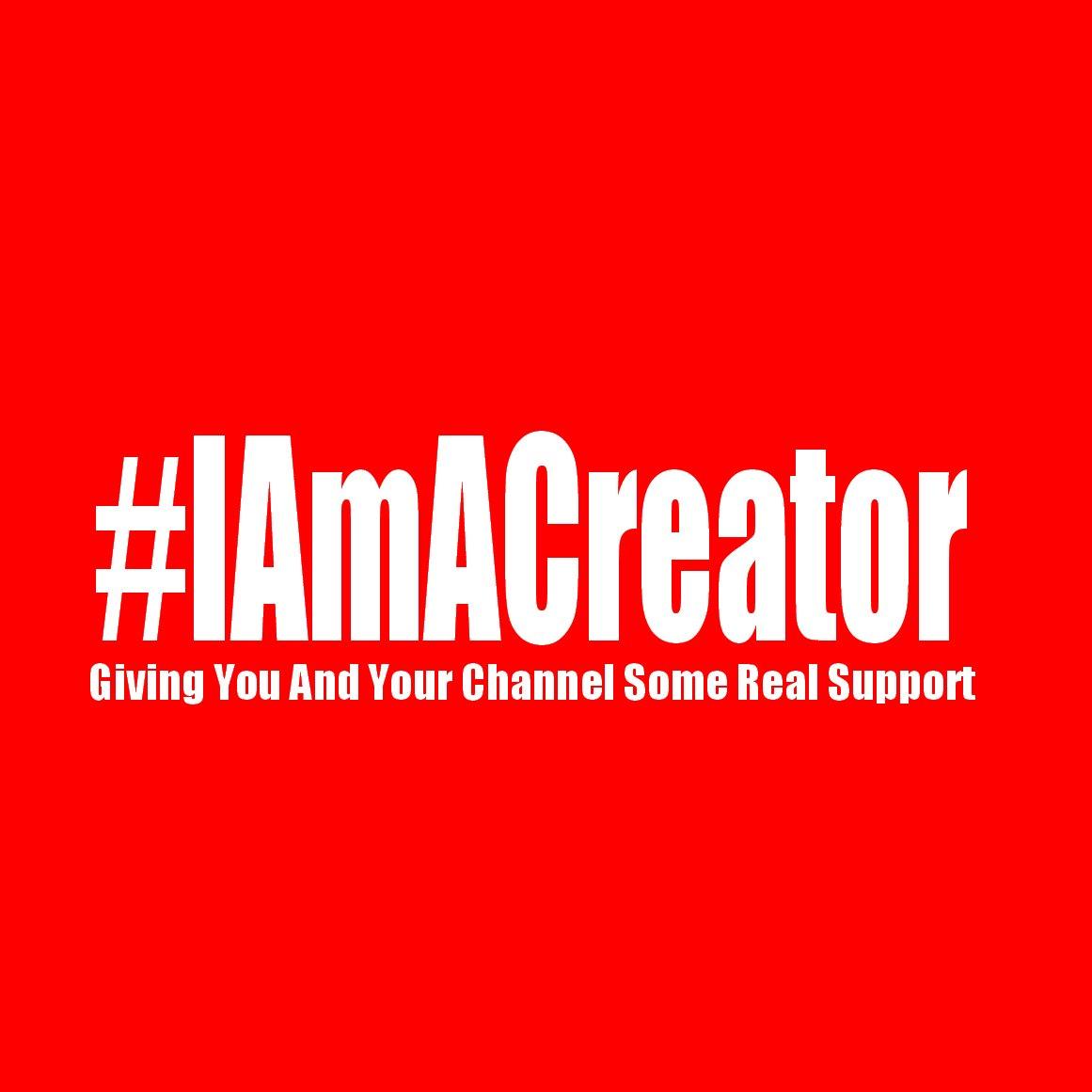 #IAmACreator #AwesomeSauce