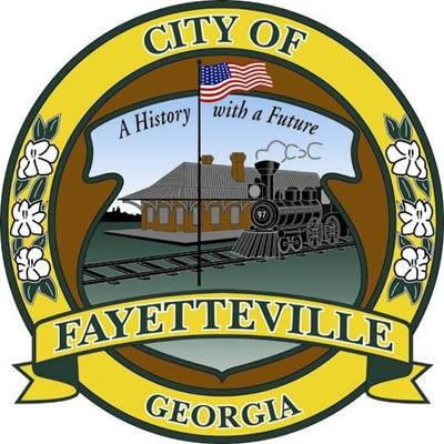 City of Fayetteville, Georgia - Government logo