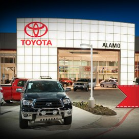 Alamo Toyota has proudly been serving San Antonio & surrounding areas of Boerne, Bulverde, Schertz and New Branufels for over 45 years! Call Us (210) 494-1604