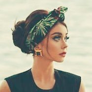 Twitter profile picture for Sarah Hyland