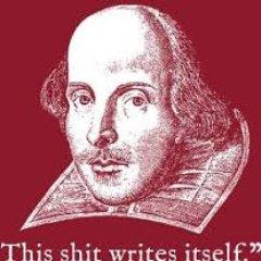 william shakespeare shakespeare twitter