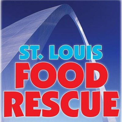 St. Louis Food Rescue (@Stlfoodrescue) Twitter profile photo
