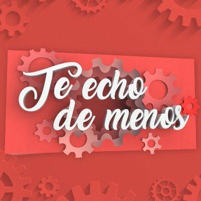 Te Echo De Menos Teechodemenoscs Twitter