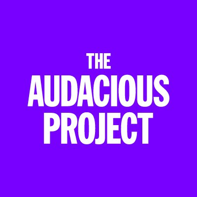 The Audacious Project (@TheAudaciousPrj) | Twitter
