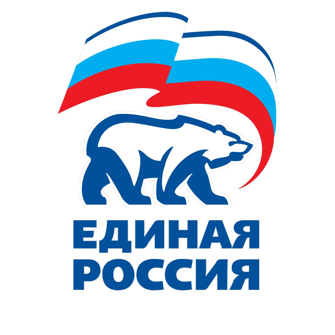 Все символы единой россии