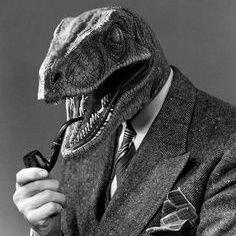 Ein reptiloid ich bin Reptiloiden: Gibt