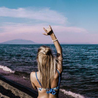 Cool Beach Breeze