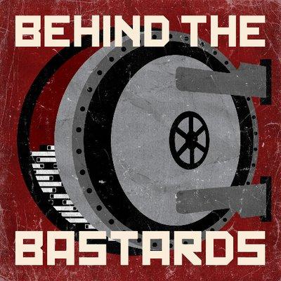 Behind The Bastards (@bastardspod) Twitter profile photo