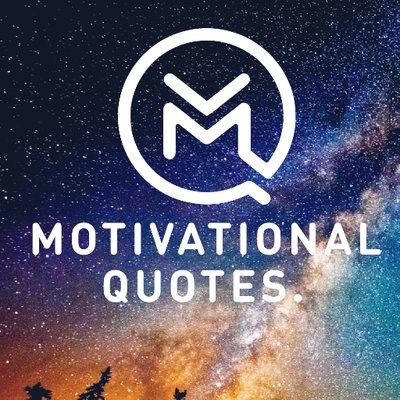 Quotes On Motivation Adorable Motivational Quotes Motivation Twitter
