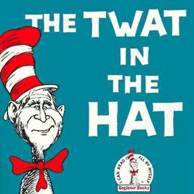 Cat In Hat For President