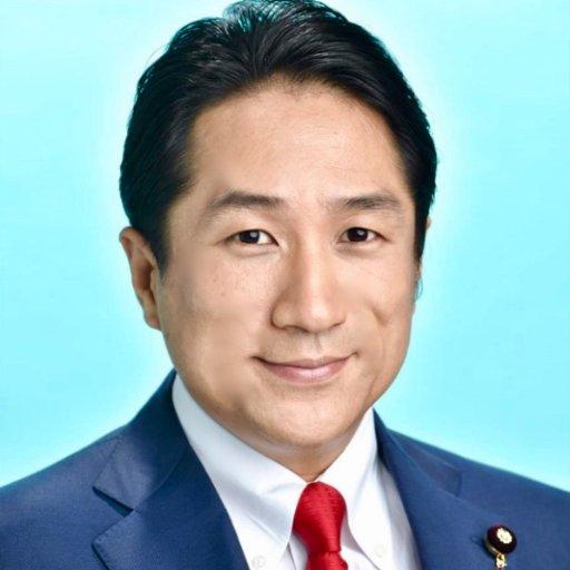 参議院議員 川田龍平(立憲民主党)