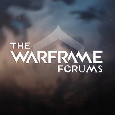 The Warframe Forums (@Warframe_Forum) | Twitter