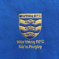 Worthing RFC GIRLS section (@WRFC_girls) Twitter profile photo