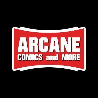 Arcane Comics & More