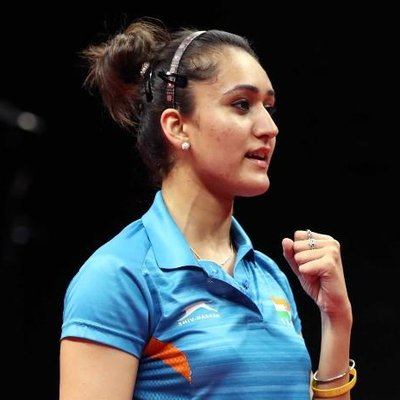 TTFI recommends CWG medalist Manika Batra's name for Arjuna Award