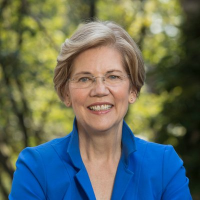 Elizabeth Warren on Twitter