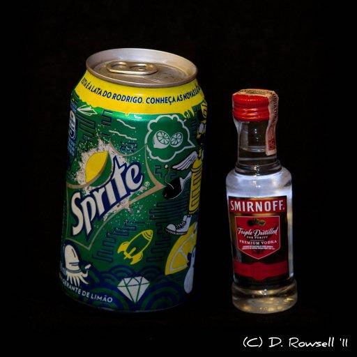 Smirnoff and Sprite