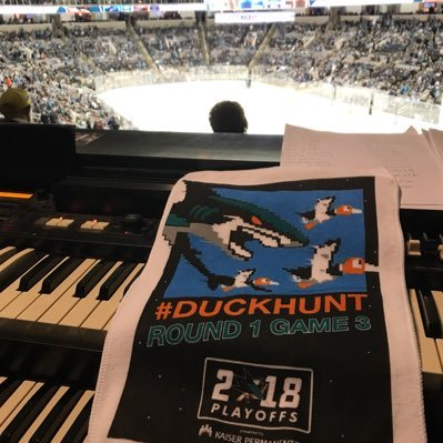 James Mikey Day is the former Sharks Organist, piano bar entertainer, Roland US product Demo'er, teacher and Music Director. Lots o' jobs.