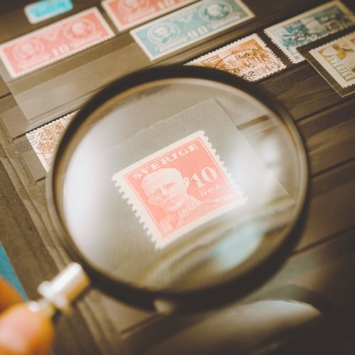 Stamp Collecting Talk