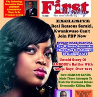 FirstWeekly Magazine
