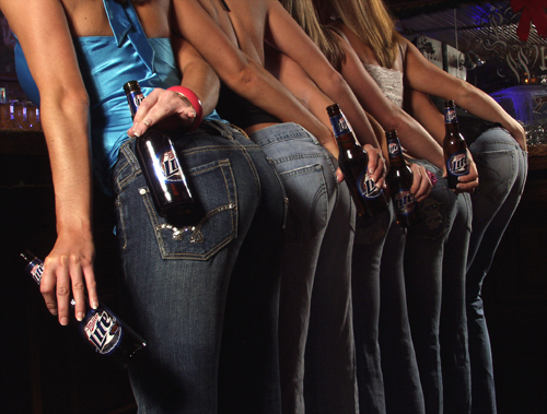 """REDEFINED.MEDIA on Twitter: """"BTS shooting the MillerCoors girls at ..."""