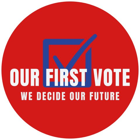 Our First Vote