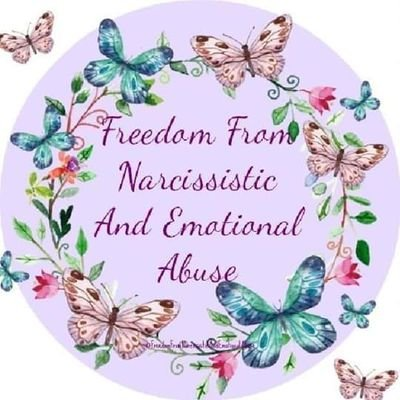 Freedom From Narcissistic And Emotional Abuse on Twitter