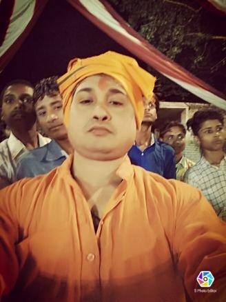 बेरोजगार चौकीदार सुशील राठौर (यूपी स्वान)