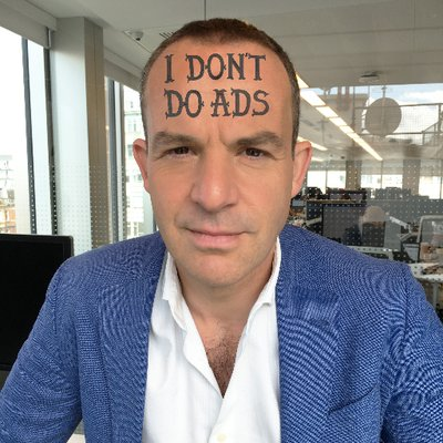 Martin Lewis (@MartinSLewis) Twitter profile photo