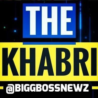 The Khabri (@BiggBossNewz)   Twitter