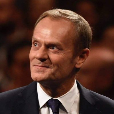 donald tusk on twitter my message from dublin ni neart go cur le